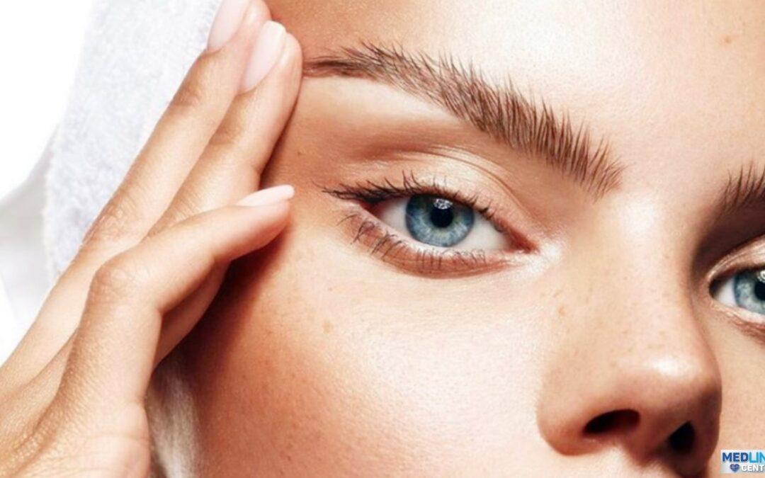 Botox pentru ridicarea sprâncenelor
