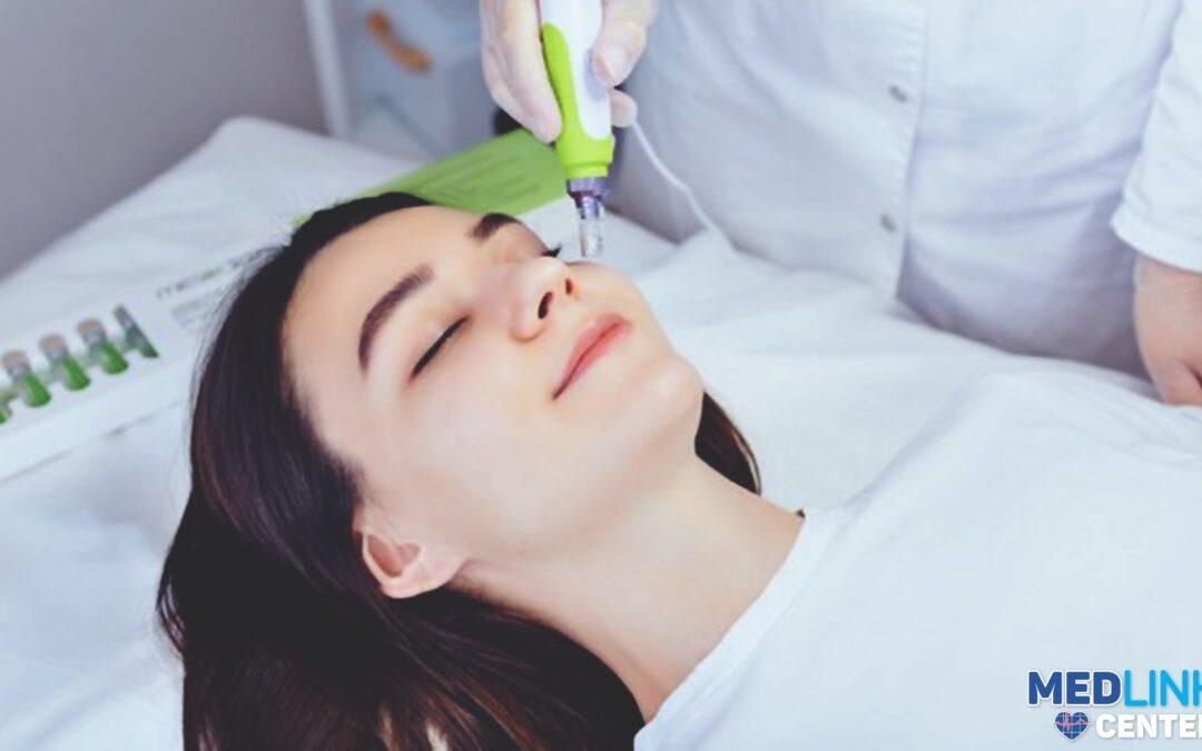Mezoterapia cu dermapen