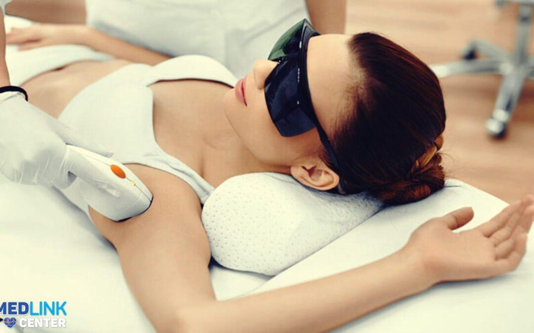 Epilarea definitivă cu laser: elimină părul nedorit