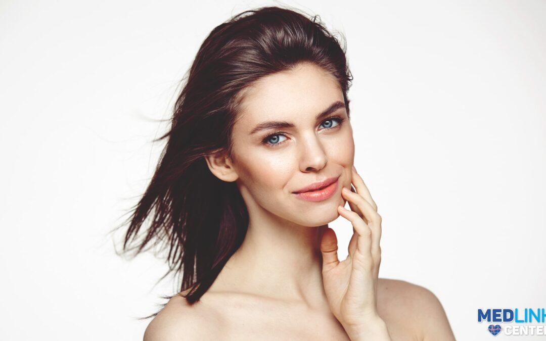 Maseter Botox pentru conturarea feței