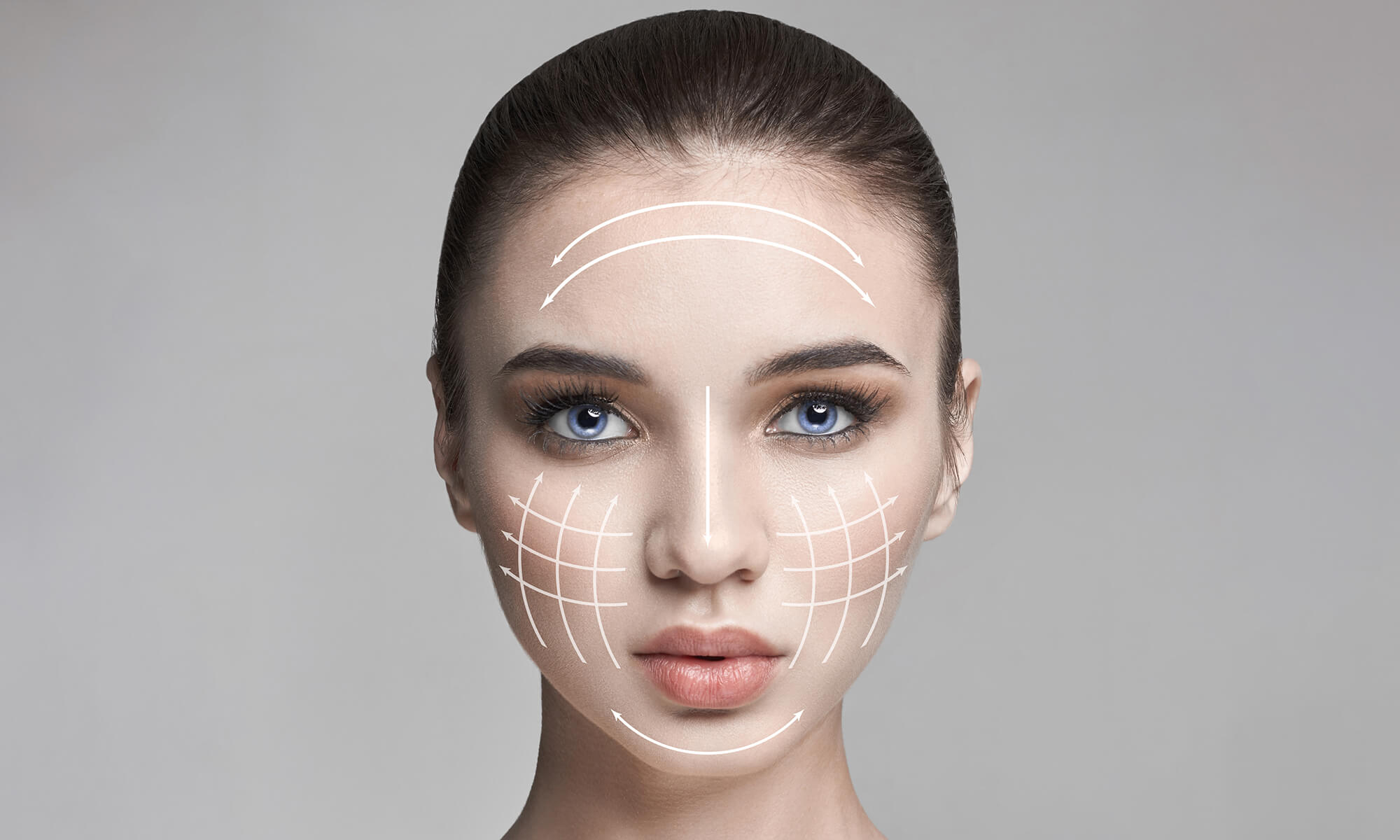 asimetria faciala fata simetrica tratament estetic dermatologie analiza faciala avansata medlink center craiova